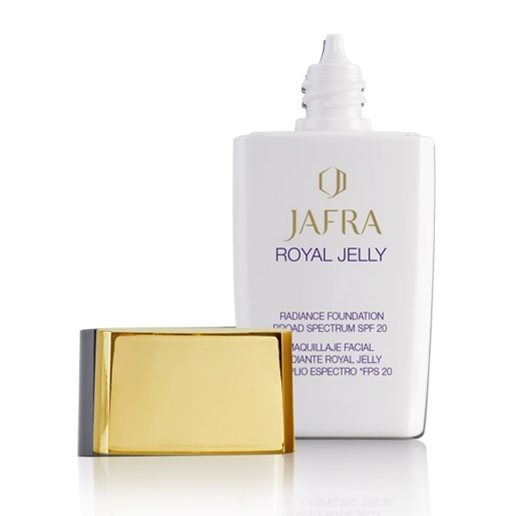 Royal Jelly Make-up für Strahlenden Teint SPF 20