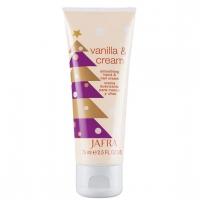 Jafra Vanilla & Cream Hand- und Nagelcreme