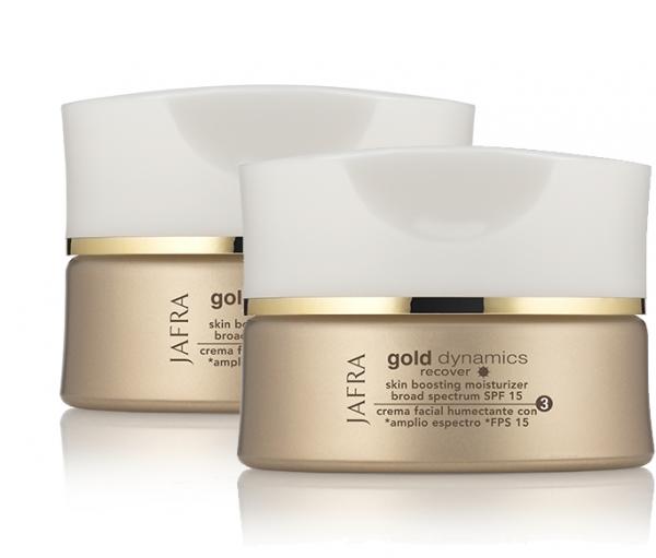 Jafra Gold Boosting Feuchtigkeitspflege