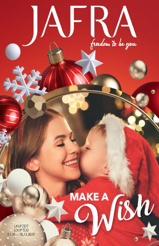Jafra Weihnachtskatalog
