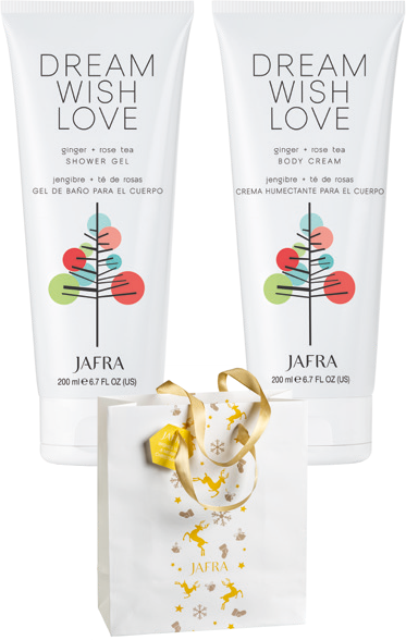 Jafra Dream wish Love - Set