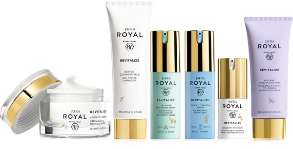 Jafra Revitalize Deluxe Set