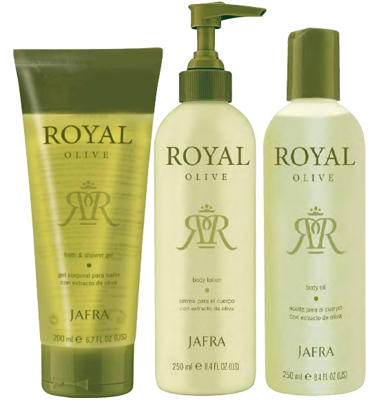 Royal Olive Set